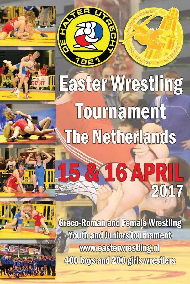 Easter Wrestling Netherlands